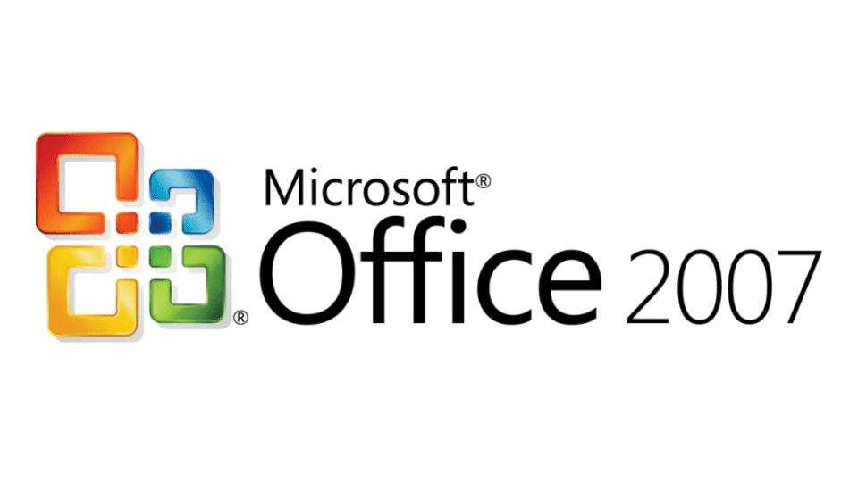 Логотип Office 2007