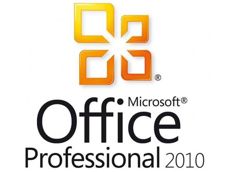 Логотип Office 2010