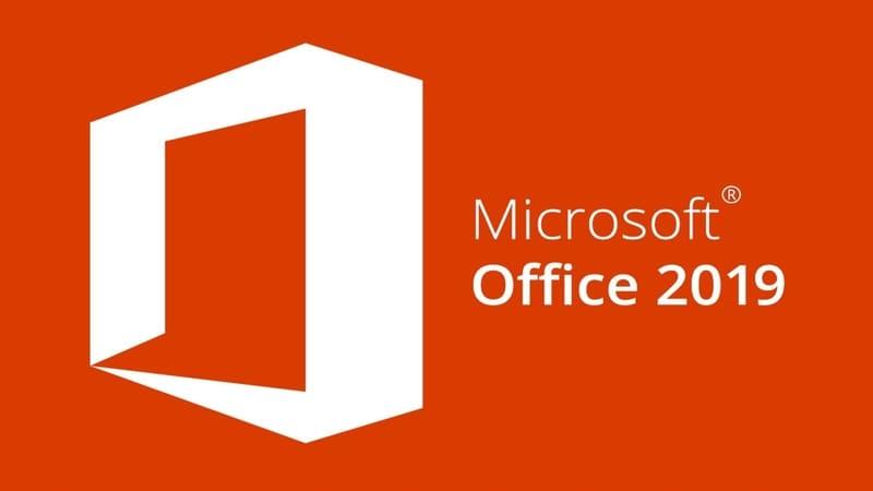 Логотип Office 2019