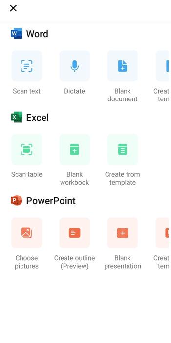 Microsoft Office для iOS